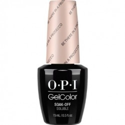 BE THERE IN A PROSECCO GEL COLOR