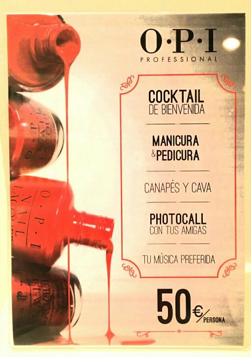 Presupuesto beauty party
