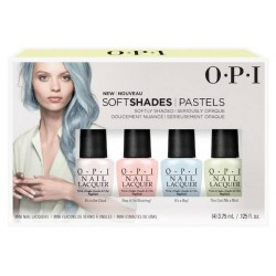 MINI PACK SOFT SHADES OPI
