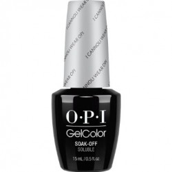 I CANNOLI WEAR OPI GEL COLOR