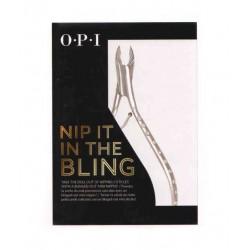 NIP IN THE BLING OPI