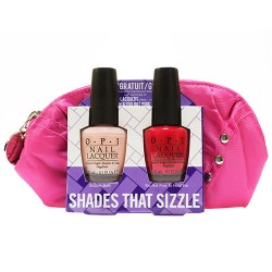SHADES THAT SIZZLE OPI